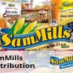 SAMMILLS DISTRIBUTION SRL