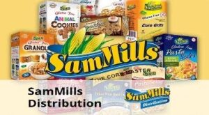 SAMMILLS DISTRIBUTION SRL